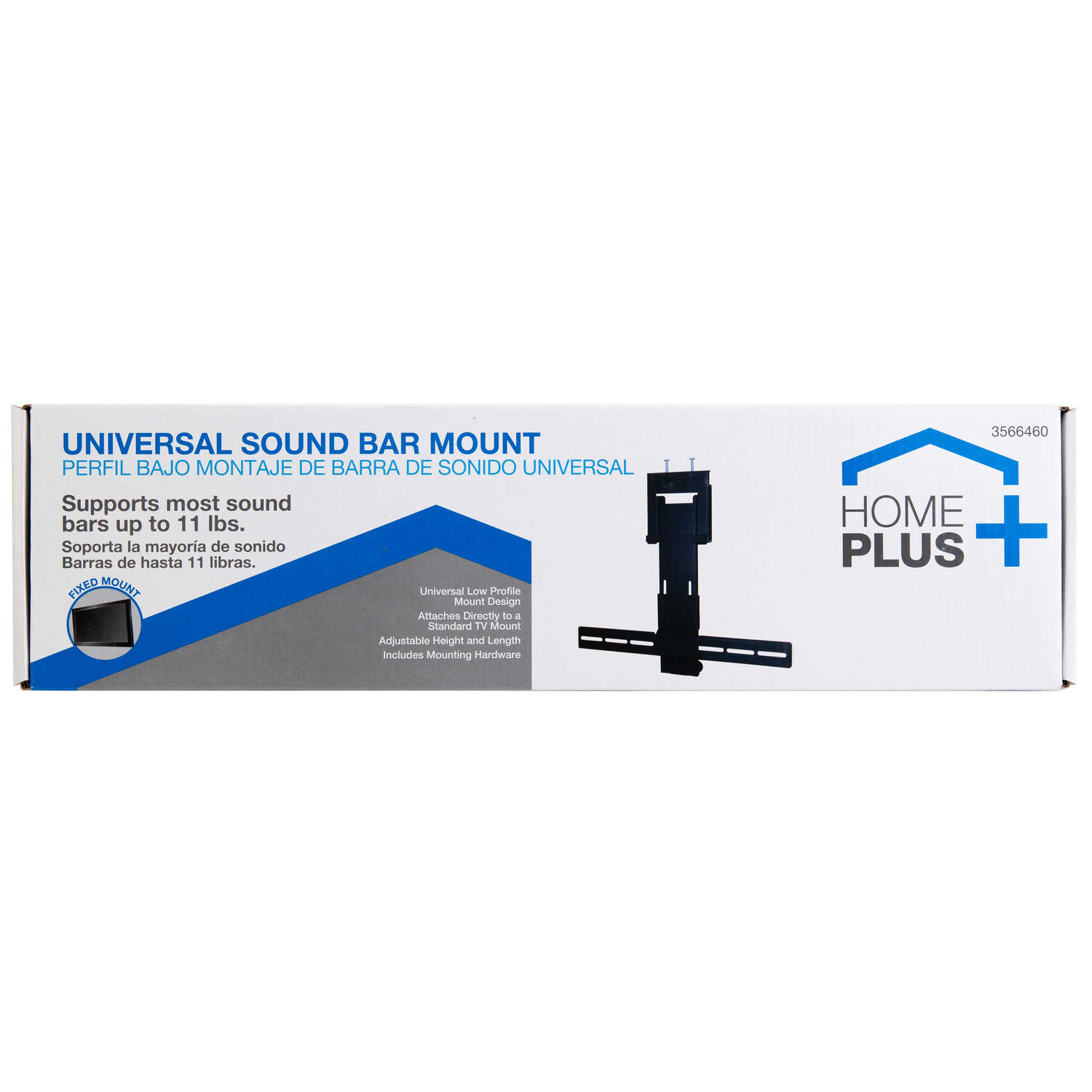 Home Plus  11 lb. capacity Tiltable Universal Speaker Mount