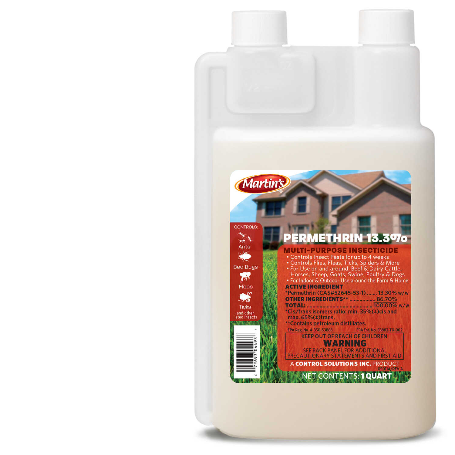 Martin's  Insect Killer  32 oz.