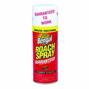 Bengal  Roach Spray II  Insect Killer  9 oz.