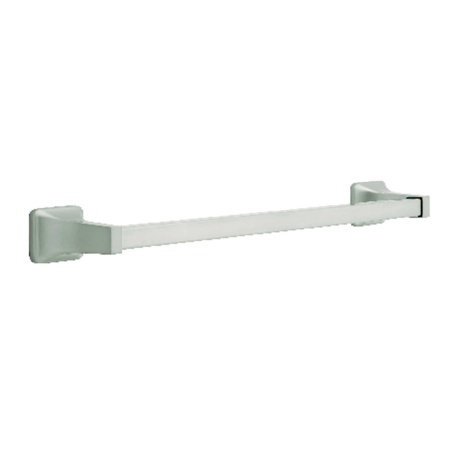 Franklin Brass  Futura  Satin Nickel  Towel Bar  18 in. L Die Cast Zinc