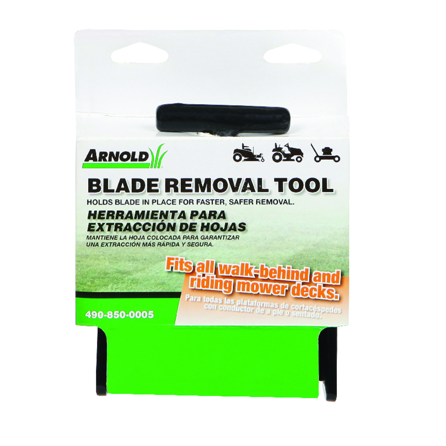 Arnold  Blade Removal Tool  1 pk
