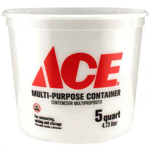 Plastic Buckets - Paint Pails and Bucket Lids at Ace Hardware