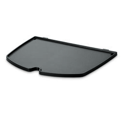 Weber  Grill Top Griddle  18.8 in. L x 14.1 in. W
