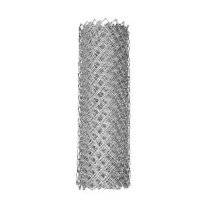 YardGard  72 in. H x 50 ft. L Steel  Chain Link  Fence  Silver