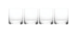 Mikasa  15 oz. Clear  Crystal  Drinking Glass
