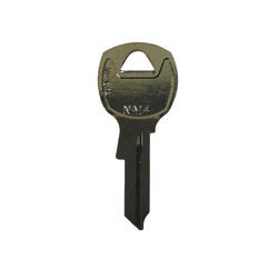 Ace  House/Office  Key Blank  Single sided For National Locks