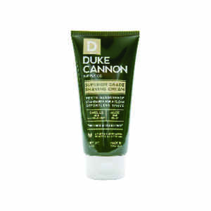 Duke Cannon  Shaving Cream  6 oz. 1 pk