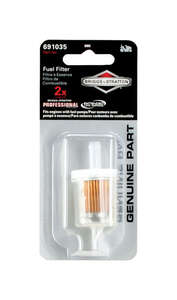 Briggs & Stratton  Professional  Fuel Filter  1 each