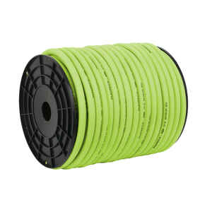 Flexzilla  250 ft. L x 1/2 in. Dia. Hybrid Polymer  Air Hose  300 psi Green