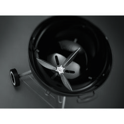 Weber  Aluminum  Grill Cleaning System  For Charcoal Weber 22 in.