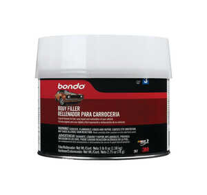 Bondo  Auto Body Filler  1/2 gal.
