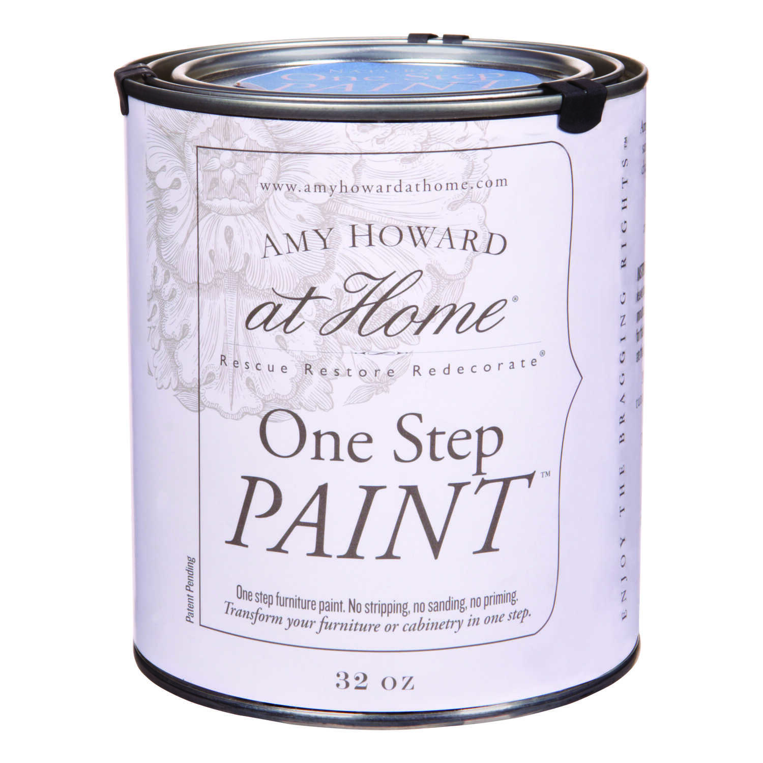 Amy Howard at Home  Amercian Dream  Flat Chalky Finish  Latex  One Step Paint  32 oz.