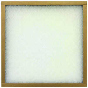 AAF Flanders  18 in. H x 18 in. W x 1 in. D Fiberglass  Air Filter