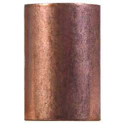 Mueller Streamline  3/4 in. Sweat   x 3/4 in. Dia. Sweat  Copper  Coupling with Stop