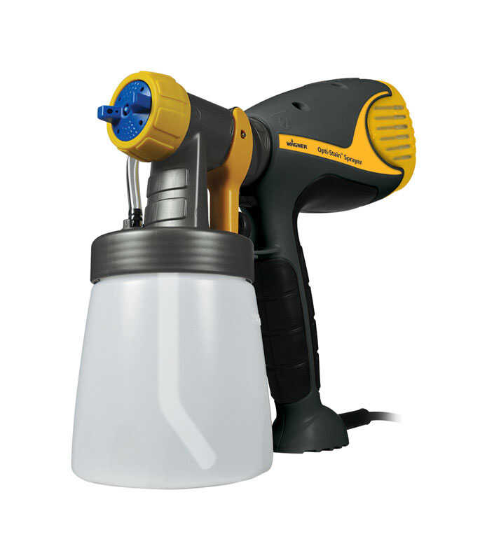 Wagner Spray Tech  Opti-Stain  3  Plastic  HVLP  Paint Sprayer