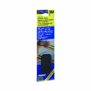 3M  Black  Anti-Slip Tape  2 in. W x 9 in. L 6 pk