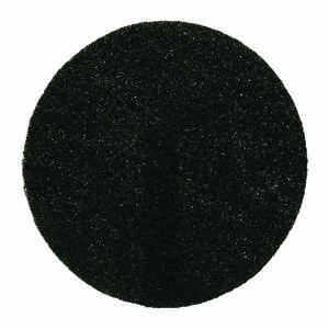 Gator  13 in. Dia. Non-Woven Natural/Polyester Fiber  Floor Pad Disc  Black