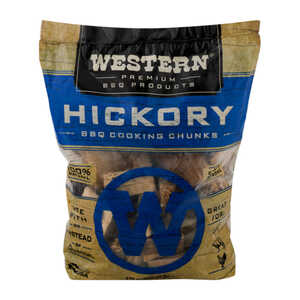 Western  Hickory  Cooking Chunks  549 cu. in.
