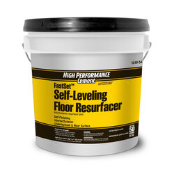 Quikrete  FastSet  Gray  Floor Resurfacer  50 oz.