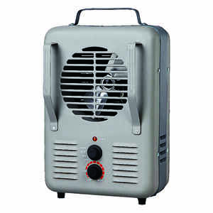 Soleil  Milk House  200 sq. ft. Utility Heater  Electric