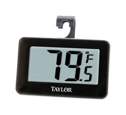 Taylor  Instant Read Digital  Freezer/Refrigerator Thermometer