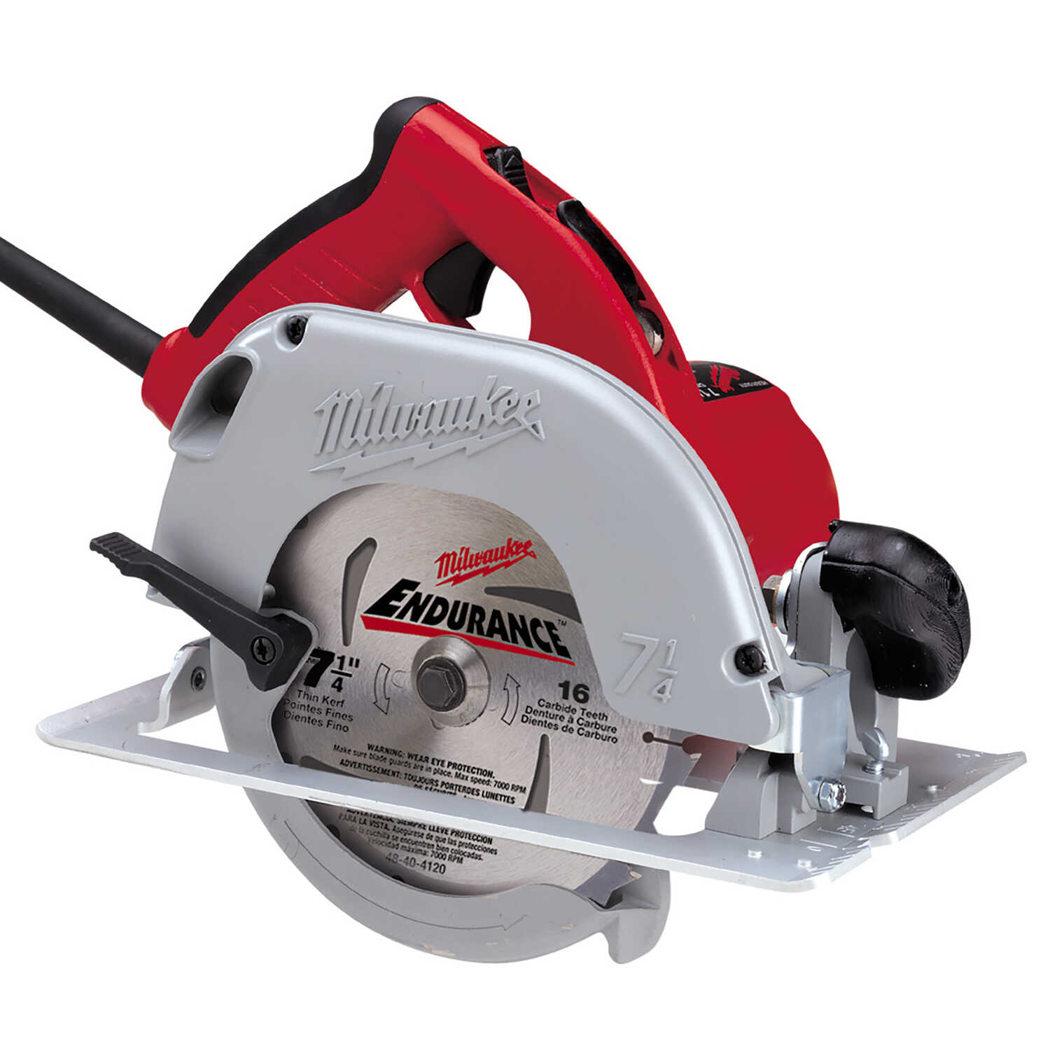 Milwaukee  TILT-LOK  7-1/4 in. 15 amps Corded  Circular Saw  5800 rpm