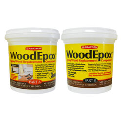 Abatron  WoodEpox  Epoxy Wood Filler Kit  2 pt.