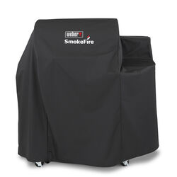 Weber  Black  Grill Cover  For Weber SmokeFire EX4 29 in. W x 44.5 in. H