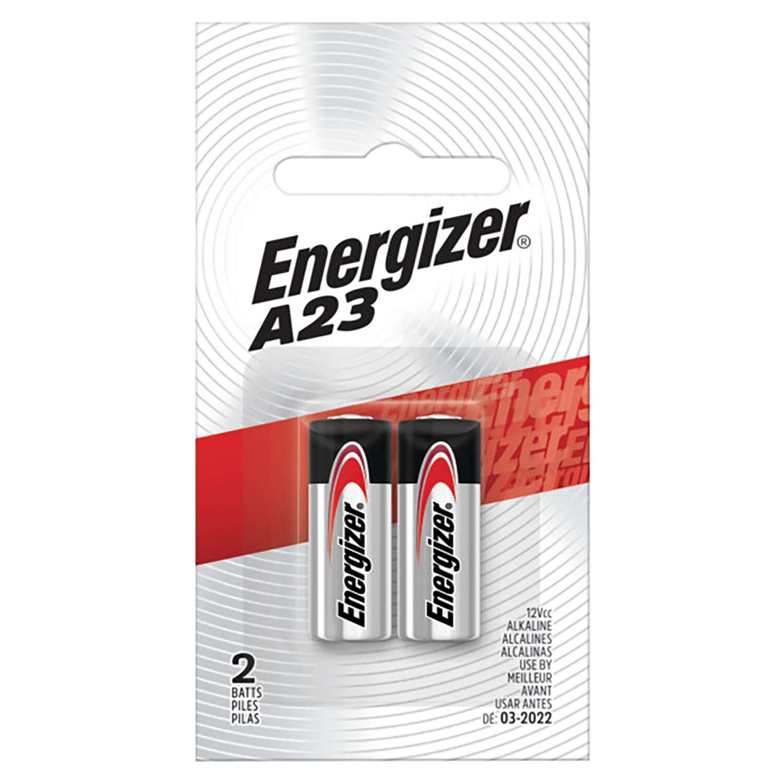 Energizer Alkaline A23 12 Volt Electronics Battery 2 Pk Ace Hardware