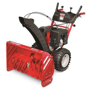 Troy-Bilt  Storm  30 in. W 357 cc Two-Stage  Electric Start  Gas  Snow Thrower