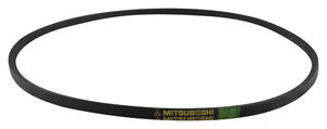 Mitsuboshi  General Utility V-Belt  0.5 in. W x 52 in. L For All Motors