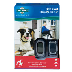 Petsafe  300 sq. ft. Dog Training Collar With Remote