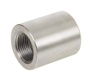 Smith-Cooper  1-1/4 in. FPT   x 3/4 in. Dia. FPT  Stainless Steel  Reducing Coupling