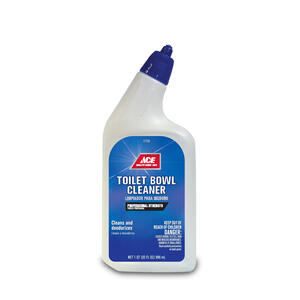 Ace  Toilet Bowl Cleaner  24 oz.