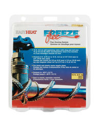 Easy Heat  Freeze Free  15 ft. L Self Regulating Heating Cable  For Water Pipe