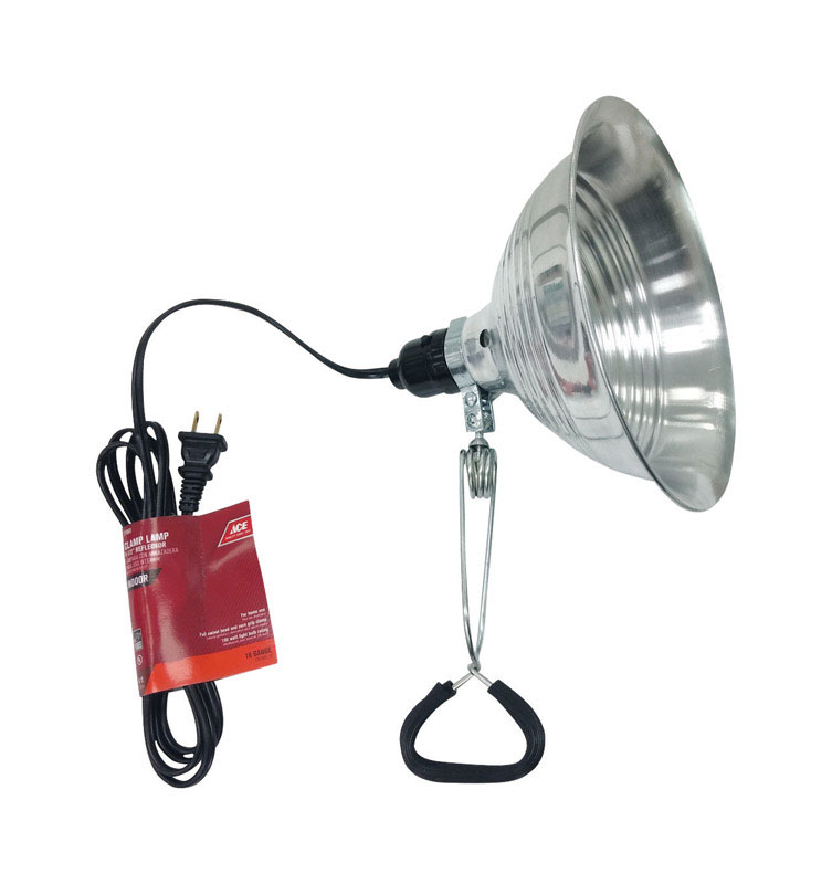 Ace  150 watts Clamp Lamp