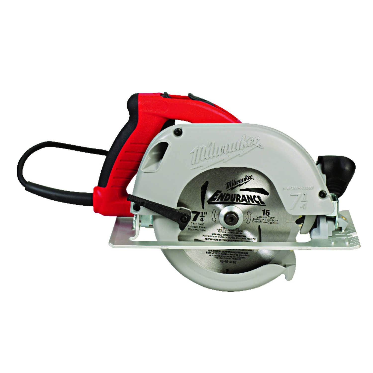 Milwaukee  TILT-LOK  7-1/4 in. 120 volts Corded  Circular Saw  15 amps 5800 rpm Cordless