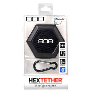 HEXTETHER  808  Wireless Bluetooth Portable Speaker