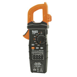 Klein Tools  True RMS  Auto-Ranging  LCD  Clamp Meter  1 pk