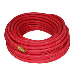 GRIP Goodyear 50 ft. L x 3/8 in. Dia. EPDM Rubber Air Hose 250 psi Red