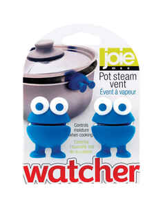 Joie  Watcher  Assorted  Silicone  Pot Stem Vent  2 pk
