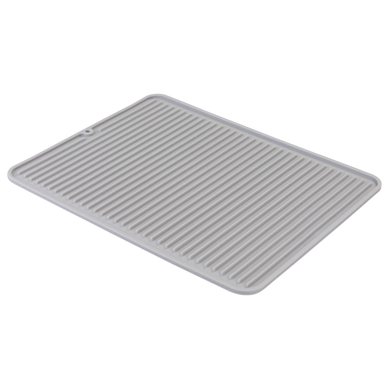 InterDesign  Lineo  12-1/2 in. W x 16 in. L Drying Mat