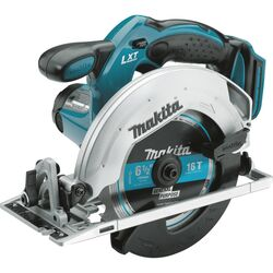 Makita  LXT  6-1/2 in. Cordless  18 volt Circular Saw  Bare Tool  3700 rpm