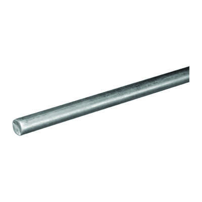 Boltmaster 3/16 in. Dia. x 36 in. L Steel Unthreaded Rod
