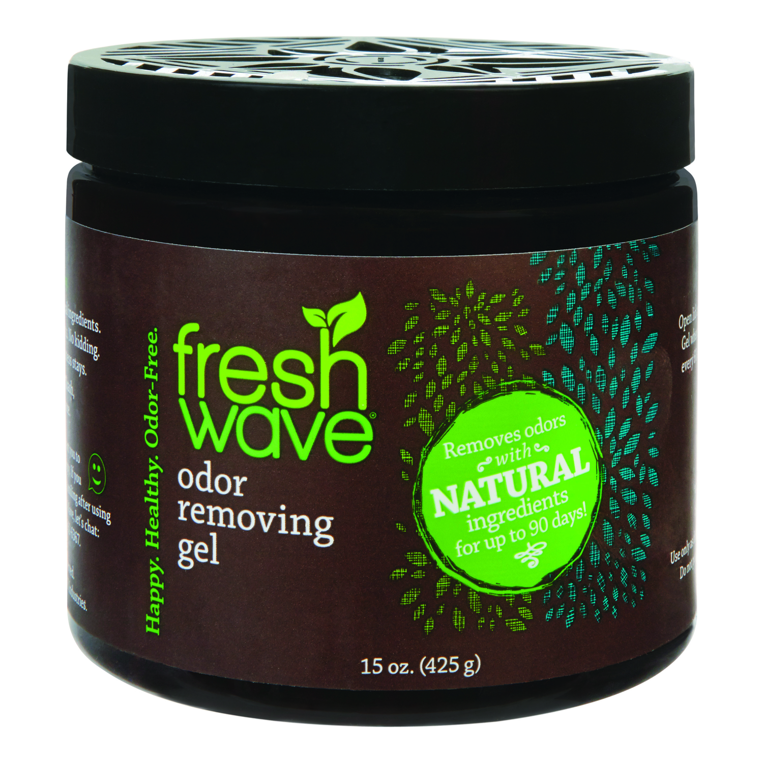 Fresh Wave  No Scent Odor Eliminator  15  Gel