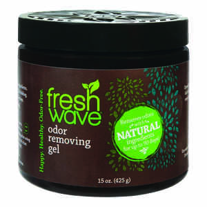 Fresh Wave  Natural Scent Odor Removing Gel  15 oz. Gel