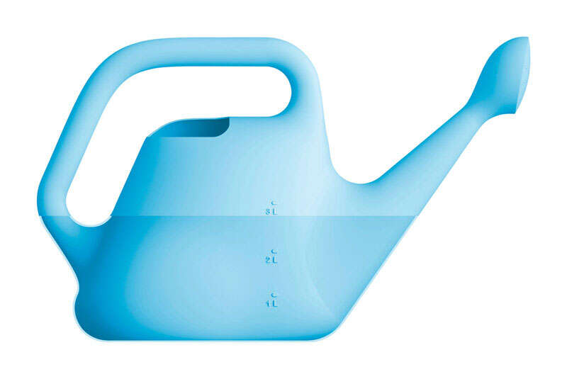 Bloem  Blue  1 gal. Resin  Watering Can
