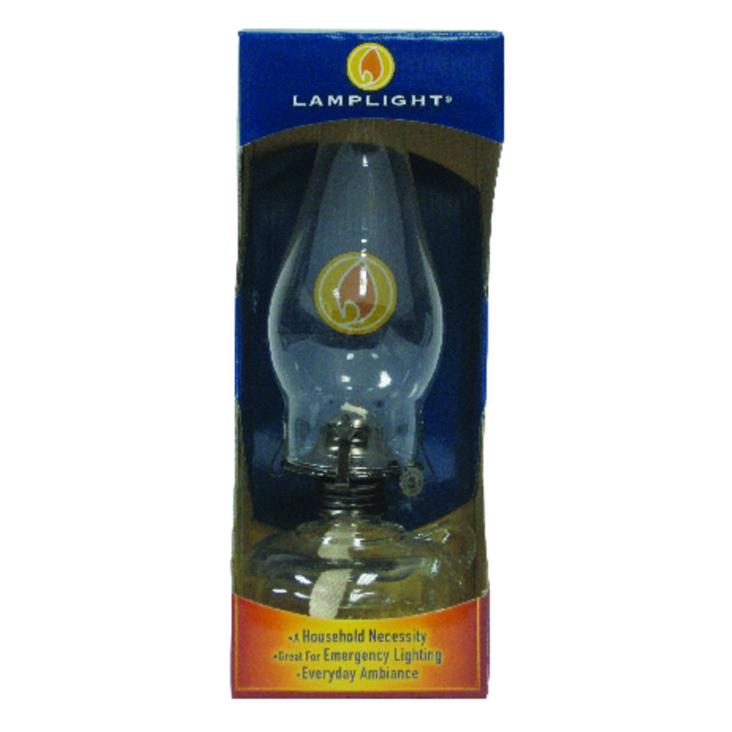 Lamplight Farms  Clean Burn  Lamp Oil  Clear  12 oz.