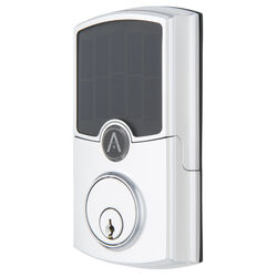 Hampton ARRAY Barrington Polished Chrome Zinc Wifi Deadbolt
