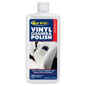 Star Brite  Vinyl Cleaner/Restorer  Liquid  16 oz